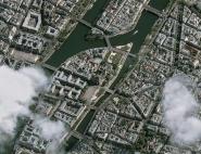 [Actu] Le toit de Notre-Dame vu de l'espace