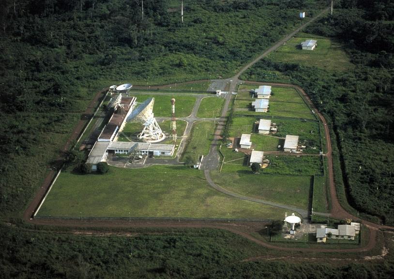 Station de poursuite de Libreville