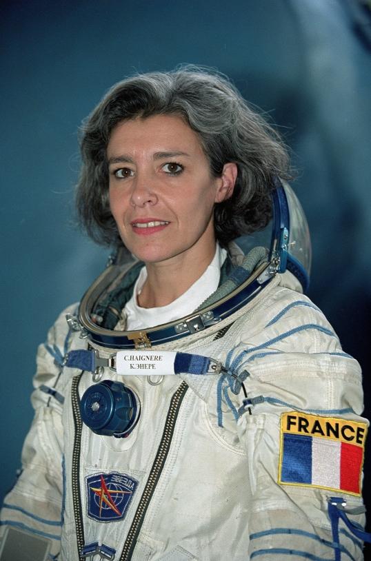 Claudie Haignere