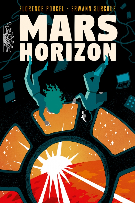 Mars Horizon : petites chroniques martiennes