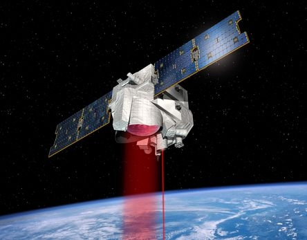 Illustration du satellite Merlin