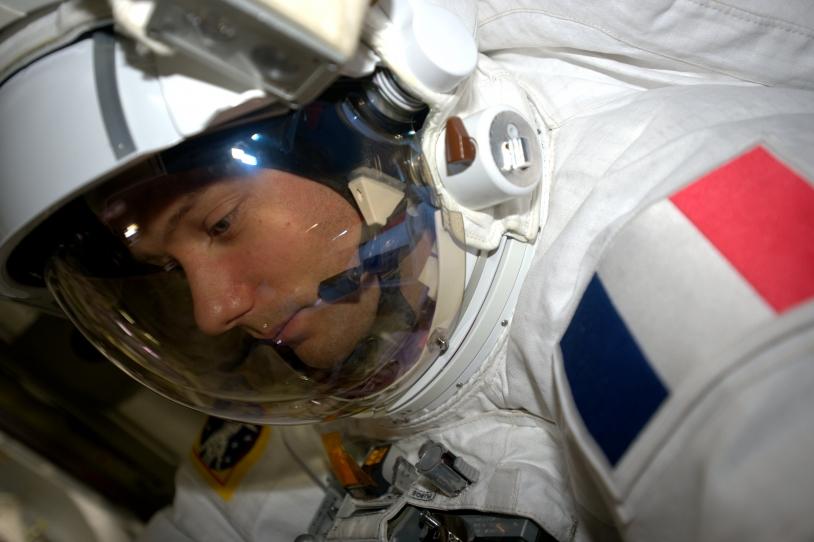 Prêt pour une deuxième sortie dans l'espace! #EVA40