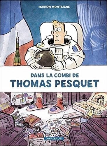 [BD] « Dans la combi de Thomas Pesquet »