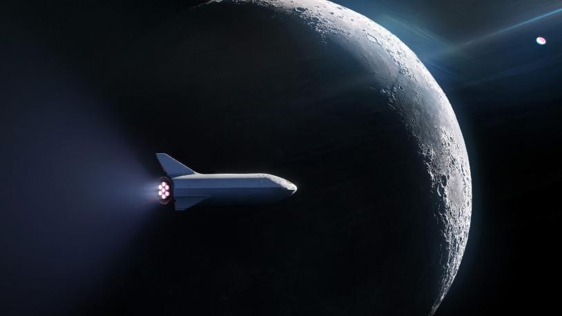 Le vaisseau privée de SpaceX