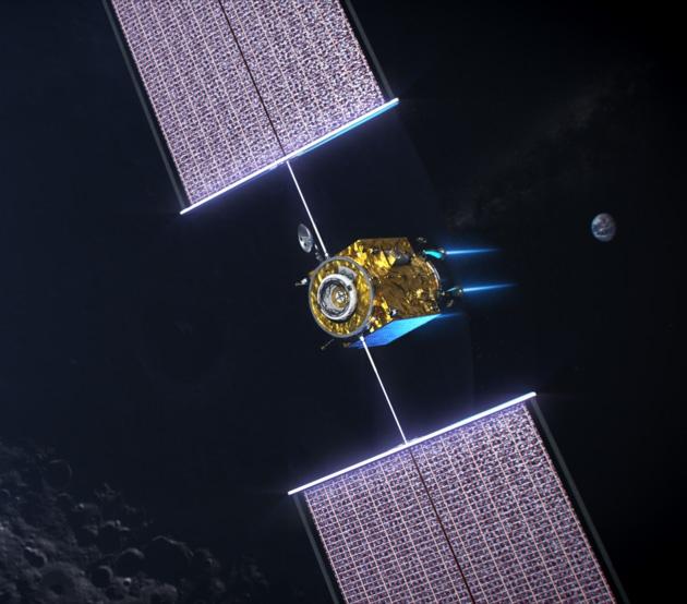 Le module propulsion de Gateway
