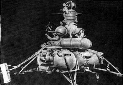 Sonde Luna 16