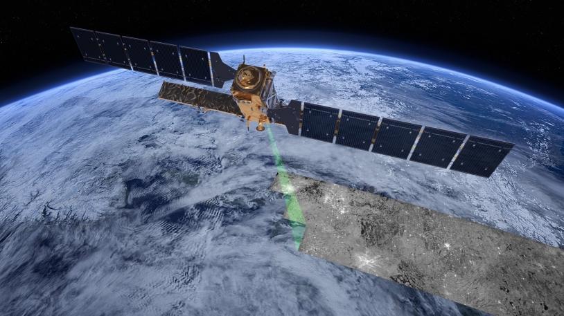 Satellite européen Sentinel-1