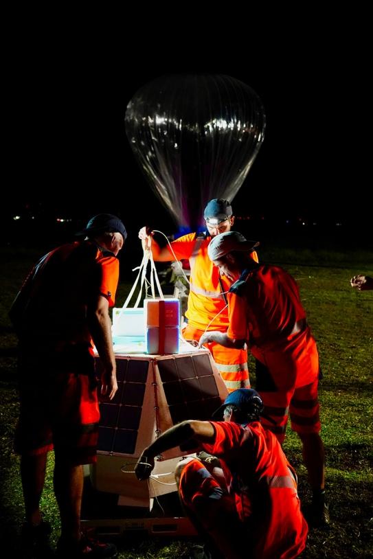 Campagne Stratéole-2 à Mahé (Seychelles) fin 2019