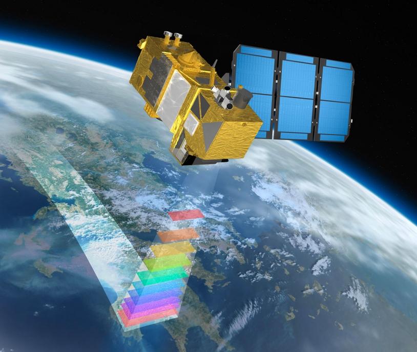 Le satellite Sentinel-2