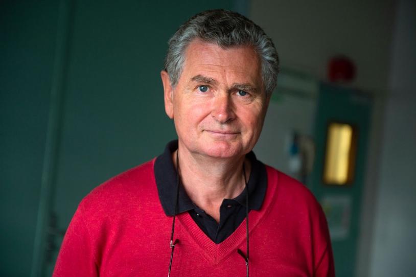 Christophe Bastien-Thiry, chef de projet Taranis