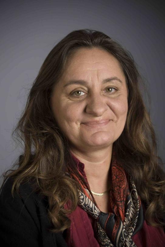 Guillemette Gauquelin-Koch, responsable des sciences de la vie au CNES