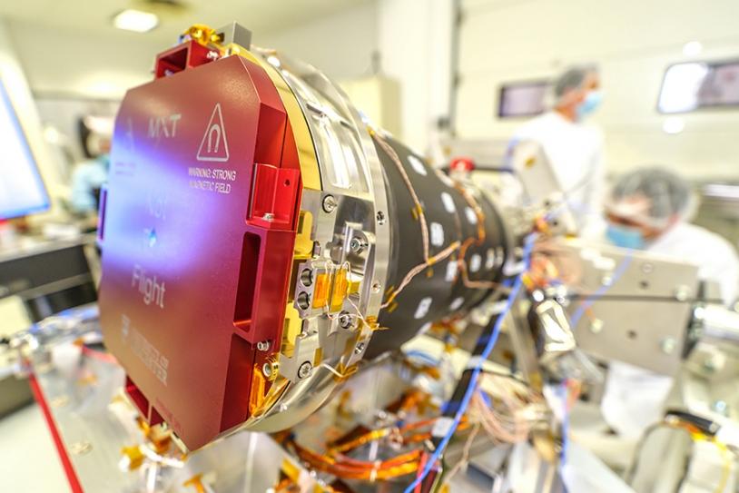 Le télescope MXT (SVOM)