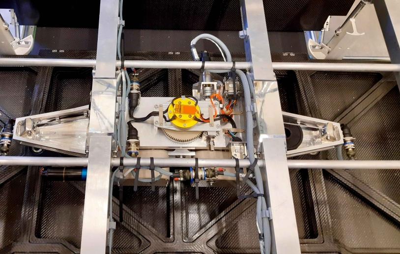 Medor, dispositif de production d'énergie solaire pour BSO